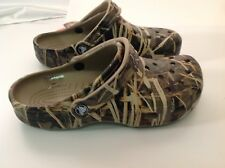 CROCS CLASSIC Men's beach cayman camouflage REALTREE  RT KHAKI clogs shoes
