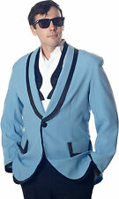 Gangnam Style Costume Jacket / Korean Pop Star / Made in USA | Green/Blue | S-XL