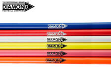 NEW 1.7m METRE 5,10,15,20,25,30 TRAINING / BOUNDARY / SPIKED POLE SET 7 COLOURS