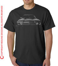 FORD CAPRI  CLASSIC RETRO  CAR T-SHIRT DTG ALL SIZE & COLOURS AVAILABLE R18