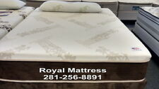 """CHEAPEST DEAL, MADE IN USA - 12"""" BAMBOO MEMORY FOAM FIRM MATTRESS. FREE SHIPPING"""