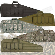 TACTICAL PADDED SHOTGUN SHOULDER WEAPONS CASE - CASE ONLY NO WEAPONS, 42""