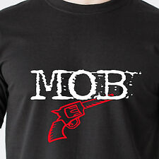 mob. Mafia kill gang shoot shoot guns rap die police sexy retro Funny T-Shirt