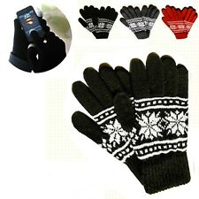 New Wool Touch Screen Gloves For iphone 4G 5G smart phone Winter Unisex Gloves