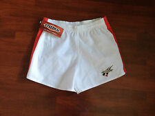 STEEDEN NRL RUGBY LEAGUE SHORTS 100% POLYESTER DRAGONS EELS BULLDOGS