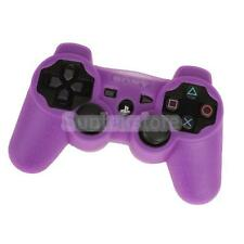 Protective Non-slip Silicone Skin Case Cover for Sony PS3 Wireless Controller