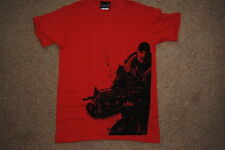 GEARS OF WAR 2 SOLDIER RED T SHIRT NEW OFFICIAL EPIC