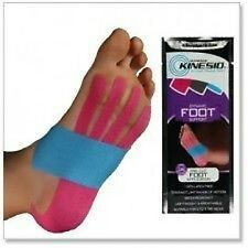 Precut Kinesio Tape - Authentic Kinesio Tape Pre-Cut Application Kinesio Tape