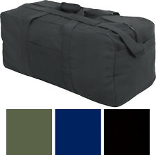 Jumbo Assault Cargo Bag Deluxe Military Carry Duffle