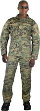 Woodland Digital Camouflage Combat Tactical Military Uniform