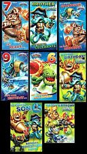 SKYLANDERS ~ OFFICIAL BIRTHDAY CARDS ~ choice of designs Age, Relations etc