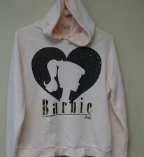 Barbie Pink ( Barbie Face Outline with Name in Gold Foil ) Sweatshirt