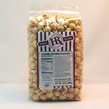 Chocolate Chip,Sugar Cookie Dough, Peanut Butter & Jelly Flavored Popcorn