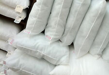 "Foam / Hollow Fibre Cushion Pads Inners Inserts Fillers Scatter - 18"" 20"" 24"""