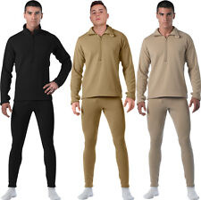 Gen III Level II Tactical Anti-Microbial Military Thermal Underwear