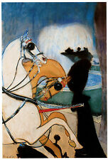 A Bolt Out of the Blue, 1889 , Louis Anquetin , Great Horse Art