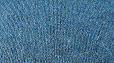 Blue Indoor Outdoor Area Rug Carpet Non-Skid Marine Backing Unbound