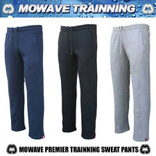 Mowave cotton athletic sweat pants trainning WARM THERMAL napping lining