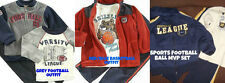 * NEW BOYS 3PC KIDS HEADQUARTERS KQ WINTER SWEATER JACKET OUTFIT SET 3T 7