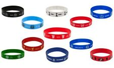 Football Clubs - Official Silicone Wristband Bracelet - EPL Soccer Teams
