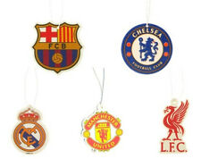 Football Clubs - Official Air Freshener - EPL Soccer Teams - Great For Cars