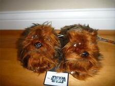 NWT Toddler Boys STAR WARS DARTH CHEWBACCA Slippers SIZE 7/8  9/10 11/12 chewie