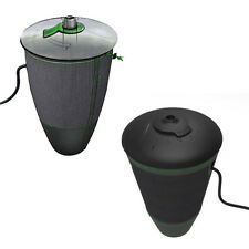 VELDA 1500 - 2500 FLOATING FISH POND FILTER AND PUMP WITH UVC ALL IN ONE SYSTEM