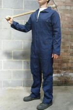 BOILERSUIT / COVERALL - ZIP FRONT - TALL & REG FIT  - BS2