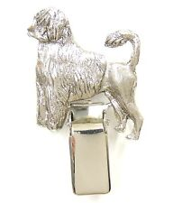 Portuguese Water Dog Show Ring Clip/Number Holder