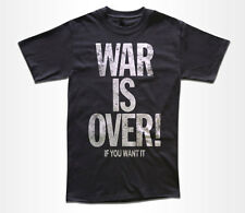 War is Over if You Want It T Shirt (John Lennon / The Beatles) Graphic Tees