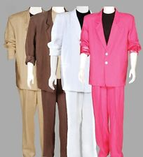 Deluxe Miami Vice 80s Detective Suit Costume- Theatrical Quality