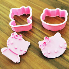 Kitty Cookie Cutters Sugarcraft Cake Decorating Tools Shaper Cat Kitten Biscuit