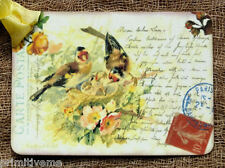 Hang Tags  BIRD NEST POSTCARD TAGS or MAGNET #438  Gift Tags