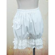 Cotton White Lace Lolita Party Dress Bloomers Knickers Short All Size