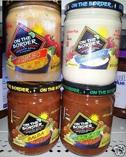 On The Border Ortega Mexican Grill & Cantina Salsa ~ Pick One
