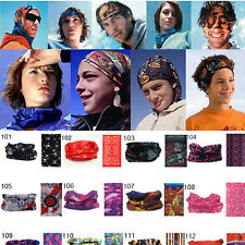20 Colors Cycling Bike Motorcycle Outdoor Sport Turban Magic Headband Veil Scarf