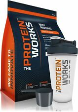 WHEY PROTEIN CONCENTRATE 500G. FREE SHAKER + SCOOP in 15+ Natural Flavours
