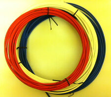 Jagwire Outer Gear or Brake Cable, Blue, White or Red! NEW! - Price per metre