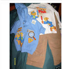 * NWT NEW BOYS 3PC DISNEY POOH BEAR OUTFIT SET SZ 3T 4T