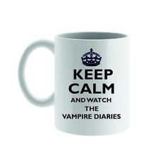 KEEP CALM AND WATCH MUGS / COASTERS, ASSTD OPTIONS OR PERSONALISE YOUR OWN