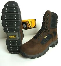 "DeWalt 8"" Hybrid W/Composite Toe High Performance Max-Dri Work Boots StyleD88552"