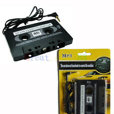 Car AUX Audio Tape Cassette Adapter for HTC Mobile Cell Phones 2013 NEW