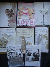 RELATION ~ QUALITY ~ WEDDING DAY CARD ~ various Titles Designs