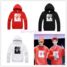EXO XOXO MAMA FIRST YEAR WOLF KRIS LUHAN SEHUN HOODIE SWEATER KPOP NEW