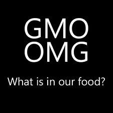 GMO OMG What Is In Our Food TShirt All Colors & Sizes