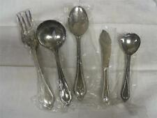 International Silver Yorkshire Bead Serving Pcs Spoon Fork Knife Ladle Choice of