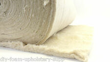 upholstery felt. Cotton felt. upholstery wadding * padding  select 2½ oz or 4 oz