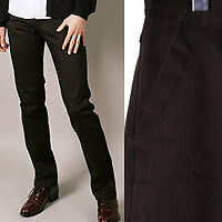 pkn0401 SALE! brown slim casual pants for winter and Fall