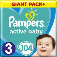 PAMPERS New Baby Windeln Gr.3  4-9 kg (224 Windeln/Packung) MENGENRABATT