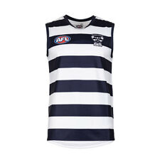 Geelong Cats AFL Footy 2018 Mens Football Jumper Guernsey Jersey